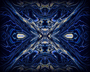 Digital Art - Art Series 7 by J D Owen