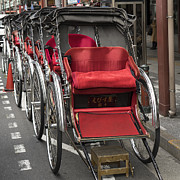 For Ninety One Days - Asakusa Rickshaws In...