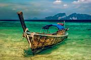 Adrian Evans - Asian Longboat