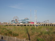 Sun Photo Prints - Atlantic City - 01131 Print by DC Photographer