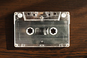 1980s Originals - Audio tape cassette  by Deyan Georgiev