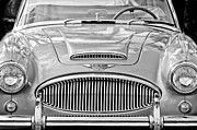 Austin Photo Posters - Austin-Healey 300 Mk II Poster by Jill Reger