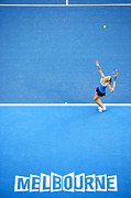 Australian Open Prints - Australian Open Print by Ben Johnson