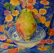 Barbara Timberman - Bartlett Pear