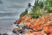 Richard Mann - Bass Harbor Light House