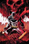 Batman Print by FHT Designs