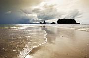 Tim Hester - Beach Sunset
