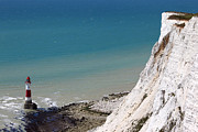 Chalk Cliffs Art - Beachy Head by James Brunker