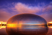 Asia Prints - Beijing National Opera Print by Fototrav Print