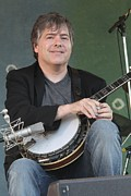 Concert Photos Art - Bela Fleck by Front Row  Photographs