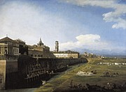 Neo-classical Posters - Bellotto, Bernardo 1720-1780. View Poster by Everett