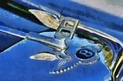 Bentley S1 1956 Badge Print by George Atsametakis