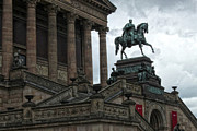 Berlin - National Gallery Print by Gregory Dyer
