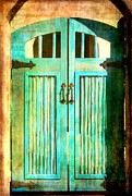 Hand Crafted Art - Beyond the Gate by Barbara Chichester