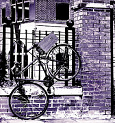 Colin Hogan - Bicycle Rack - ref 4993