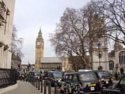 Claire-Louise Beyga - Big Ben And Taxis