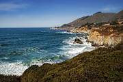 Big Sur Photos - Big Sur California by Jeffrey Campbell