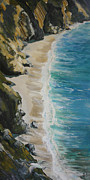 Big Sur Beach Originals - Big Sur Feeling by Gregory Peters