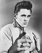 Billy Fury Print by Silver Screen