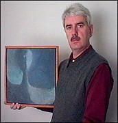James Lanigan Thompson   MFA - Blue Angel