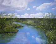 Jerry Zelle - Blue jay Creek