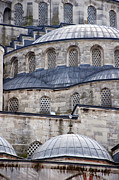 Byzantine Art - Blue Mosque 01 by Antony McAulay