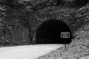 Mountains Framed Prints - Blue Ridge Tunnel Framed Print by Rugged Shutter