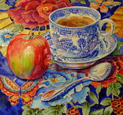 Barbara Timberman - Blue Willow Cup