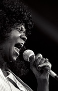 Artists And Artisans Prints - Blues Singer Print by Craig Lovell