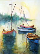 Faruk Koksal - Boats are Resting