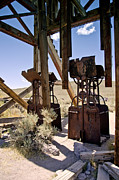 High County Gold Framed Prints - Bodie California Framed Print by LeeAnn McLaneGoetz McLaneGoetzStudioLLCcom