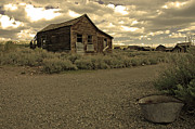 Abandonment Framed Prints - Bodie California Framed Print by Nick  Boren