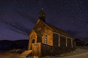 Purple. Stars Photos - Bodie Church by Cat Connor