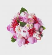 Special Occasion Photos - Bouquet Of Flowers by Eric Kulin