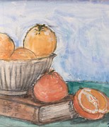 Ethan Altshuler - Bowl of Oranges