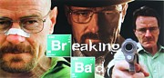 Breaking Bad Prints Prints - Breaking Bad Print by Donna Wilson
