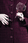 Wine Photos - Broken Glass by Joana Kruse