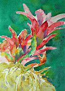 Bromeliad Originals - Bromeliad by Roger Parent