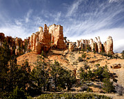 Richard Smukler Prints - Bryce Canyon State Park Print by Richard Smukler