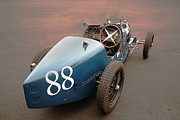 Curt Johnson - Bugatti Overview in Blue