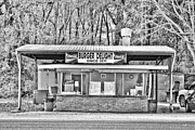 Local Food Photo Posters - Burger Delight Poster by Scott Pellegrin
