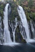 Richard Verkuyl - Burney Falls 2
