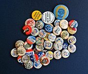 Coolidge Prints - Buttons Print by Gwyn Newcombe
