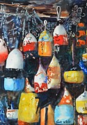 Bouys Originals - By the Sea by Ruth Marie Jepson