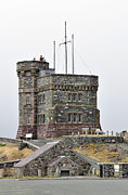 Cabot Prints - Cabot Tower. Newfoundland. Print by Fernando Barozza