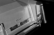 Cadillac Prints - Cadillac Eldorado Taillights Print by Jill Reger