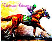 California Chrome Print by Sunny Shin