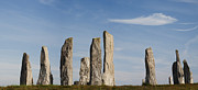 Callanish Standing Stones Print by Tim Gainey