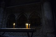 Abel Abelian - Candles in church