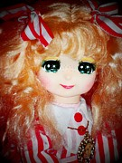 Candy Candy Doll Photos - Candy Candy Polistil vintage doll Detail by Donatella Muggianu
